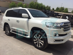 Toyota Land Cruiser 200 Armored  from DAZZLE UAE