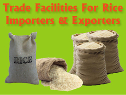 Avail Trade Finance Facilities for Rice Importers and Exporters from BRONZE WING TRADING LLC