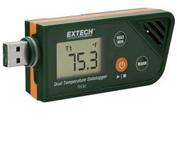 USB Dual Temperature Datalogger