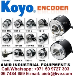 Koyo Encoder Nemicon Encoder Coupler Supplier Distributor Dealer in