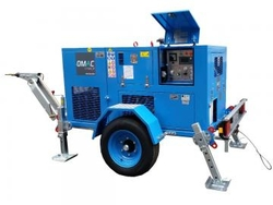 Cable Pulling Winch supplier