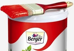 BERGER PAINTS IN ABUDHABI from SAIYED ALI PUMPS TRADING LLC