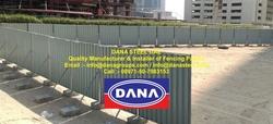 fence hoarding panel supplier in kuwait from DANA GROUP UAE-OMAN-SAUDI [WWW.DANAGROUPS.COM]