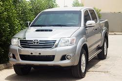 Armored Toyota Hilux Vigo  from DAZZLE UAE