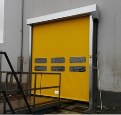 High Speed Roll-up Door  from HMI BUILDING MATERIAL TRADING