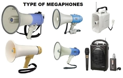MEGAPHONE IN UAE from AL TOWAR OASIS TRADING