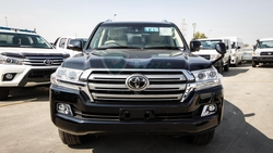 Right Hand Drive Toyota Land Cruiser URJ 202 from DAZZLE UAE
