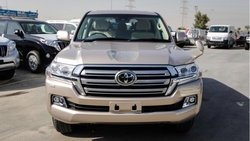 Toyota Land Cruiser URJ 202 RDH from DAZZLE UAE
