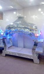 Glass palki sahib