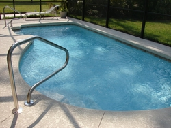SWIMMING POOL HANDRAIL from ADEX