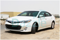 Bullet Proof Vehicle Toyota  from DAZZLE UAE