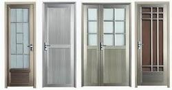 DOORS & GATES AUTOMATIC from BOTICO - ALUMINIUM AND GLASS
