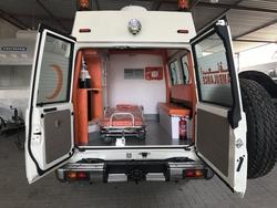 Toyota Ambulance Export  from DAZZLE UAE