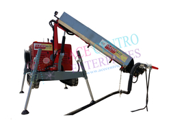 TELESCOPIC SPRAY ARM