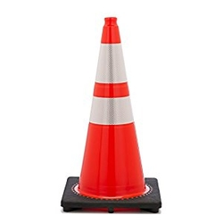 traffic cone in uae