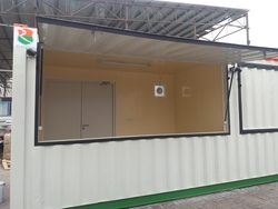Prefabricated Coffee Shops from RTS CONSTRUCTION EQUIPMENT RENTAL L.L.C