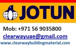 #Jotun #Paints #Abudhabi #Musaffah #Dealer from CLEAR WAY BUILDING MATERIALS TRADING