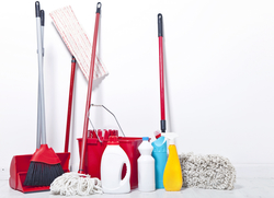 Cleaning products supplier in UAE