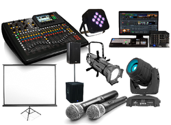 AV Rental Dubai | Audio Visual Rental Companies in Dubai,UAE from VRS TECHNOLOGIES