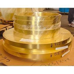 Brass Strips from ASHAPURA STEEL