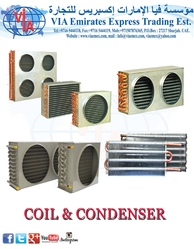 Coil & Condenser from VIA EMIRATES EXPRESS TRADING EST