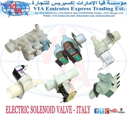 Electric Solenoid Valve from VIA EMIRATES EXPRESS TRADING EST