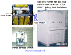 Aqualink desalination Water Purifiers for Schools   from AQUALINK DESALINATION EQUIPT, TR.
