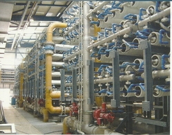 Desalination  Water Purifiers ( RO ) Big Capacity- USA from AQUALINK DESALINATION EQUIPT, TR.