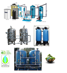 Water  Purifications systems { Crome ~ Tel }  Brand - USA. from AQUALINK DESALINATION EQUIPT, TR.