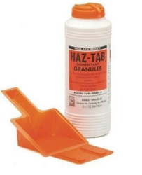 Haz-tab disinfectant granules - 500g tub from ARASCA MEDICAL EQUIPMENT TRADING LLC