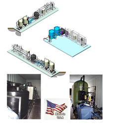 محطات تحلية المياه‎,Aqualink Desalination Plants , System Feed Water  BW  &  Sea Water  , River Water  to produce High Pure Clean  water for  drinking  &  Cooking , MADE  IN  USA from AQUALINK DESALINATION EQUIP, TR