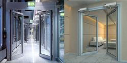 AUTOMATIC SWING DOORS AVAILABLE IN DUBAI from MAXWELL AUTOMATIC DOORS CO LLC