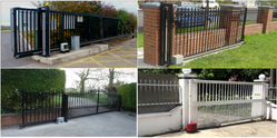 AUTOMATIC SLIDING GATE DEALERS IN DUBAI from MAXWELL AUTOMATIC DOORS CO LLC