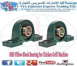 Pillow Block Bearing in uae from VIA EMIRATES EXPRESS TRADING EST
