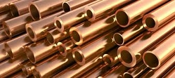 Cupro Nickel Pipes from ASHAPURA STEEL