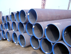 Erw Carbon Steel Pipe from ASHAPURA STEEL