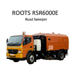 ROAD SWEEPER AVAILABLE IN ABU DHABI