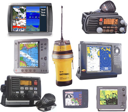 Marine Electronics equipment supplier in UAE from SKY STAR HARDWARE & TOOLS L.L.C