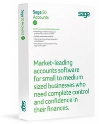 Sage 50 Accounting Software- UK Edition- Business Software, Rockford