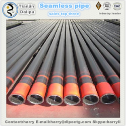 Seamless Steel Petroleum Oil Well Casing,Carbon Steel Pipes,Steel Fox Tube from TIANJIN DALIPU OIL COUNTRY TUBULAR GOODS CO., LTD
