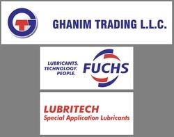 FUCHS LUBRITECH NOPERLYNE E 100 -Ghanim Trading LLC. UAE-OMAN. 0097142821100 from GHANIM TRADING LLC