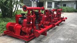 EDJ Fire Pump Set
