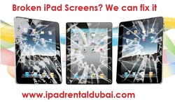 iPad Repair Dubai from IPAD RENTAL DUBAI -TECHNO EDGE SYSTEMS, LLC
