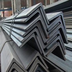 Mild Steel Angles from ASHAPURA STEEL & ALLOYS
