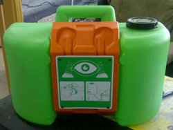 Portable Eye Wash Station in Ajman