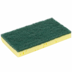 Sponge with acrubber