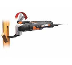 Worx® Universal Oscillation Tool (350 W) from AL FUTTAIM ACE
