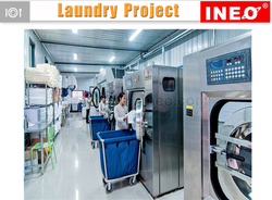 LAUNDRY & DRY CLEANING EQUIPMENT SUPPLIERS from I K BROTHERS GENERAL TRADING CO LLC