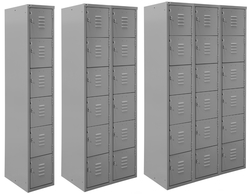 Metal Lockers Manufaturers, Stockists, Suppliers, Dealers in Dubai, UAE from ZAYAANCO