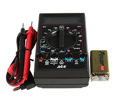 ACE Digital Multi Tester from AL FUTTAIM ACE